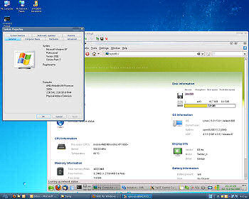 openSuSE 11.2 up and running :: Accessing openSuSE 11.2 remote desktop via VNC from a typical Windows XP PC
